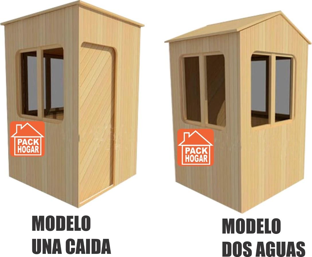6 Casetas económicas de seguridad y vigilancia para serenazgo y policía en – peru