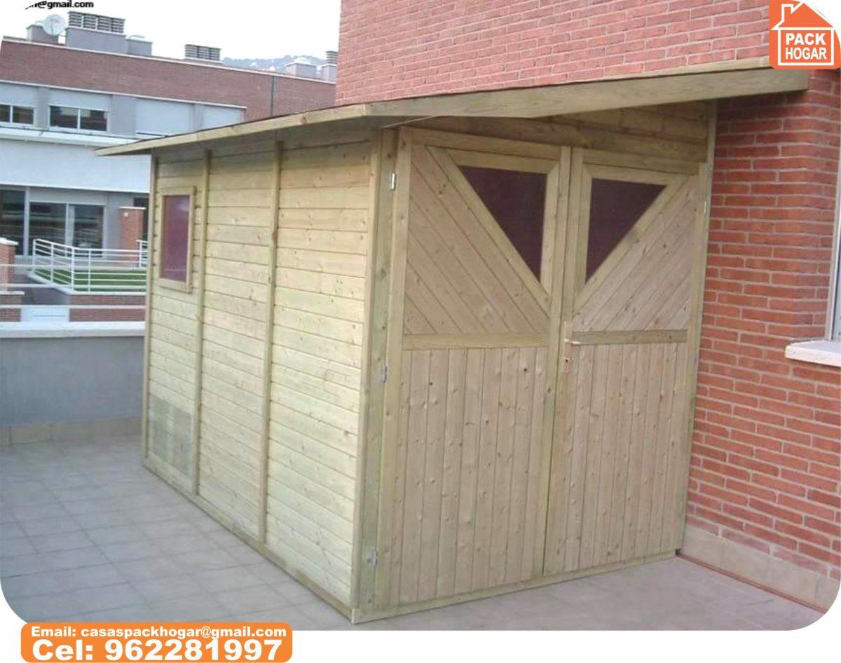 6 Modelo y diseños hermosos de casas prefabricadas para azoteas y terrazas en Lima Peru
