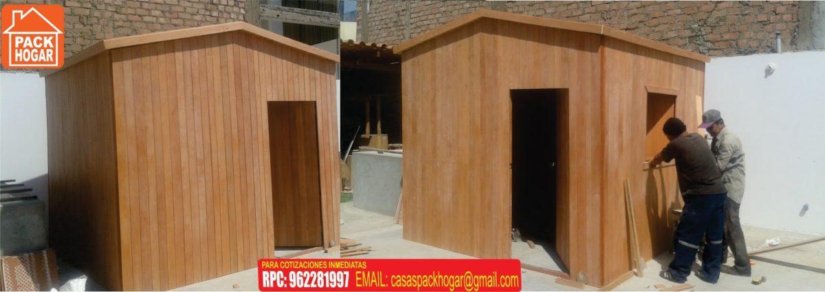 6 modelos de Casetas y modulos de madera para azoteas – packhogar