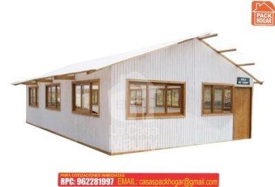 campamento prefabricadas