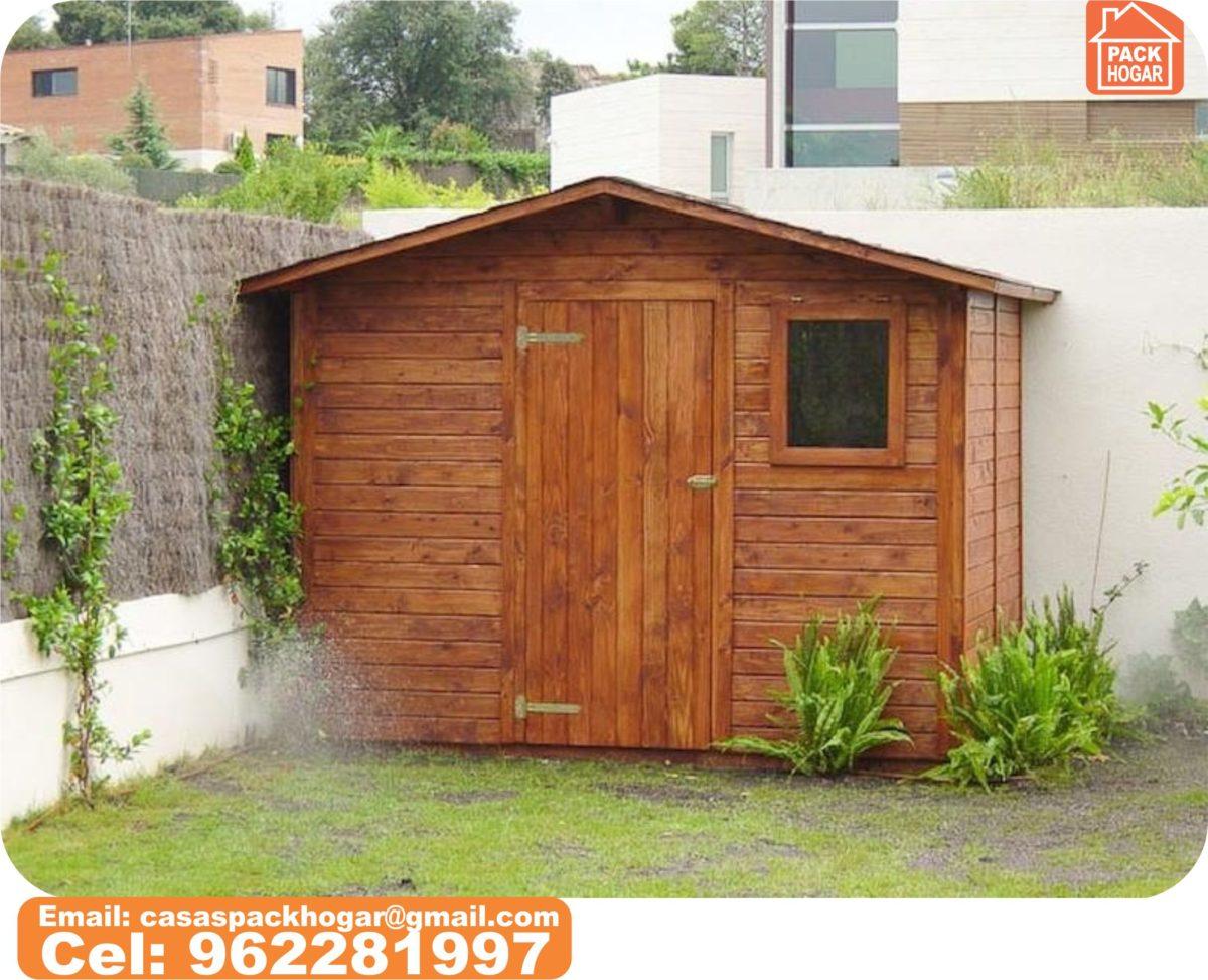 Seis consejos para instalar una caseta prefabricada (y ganar espacio en tu vivienda)