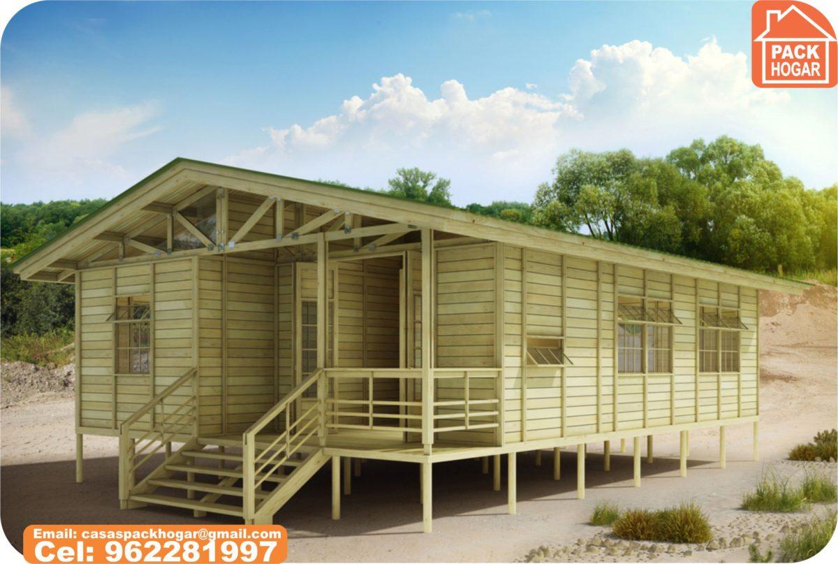 10 Mejores precios para Construir Casa Prefabricadas de madera en lima Perú y provincias