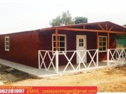 casas prefabricadas de madera economica