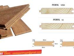 pisos de madera Huayruro