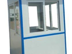 casetas cabinas de vigilancia