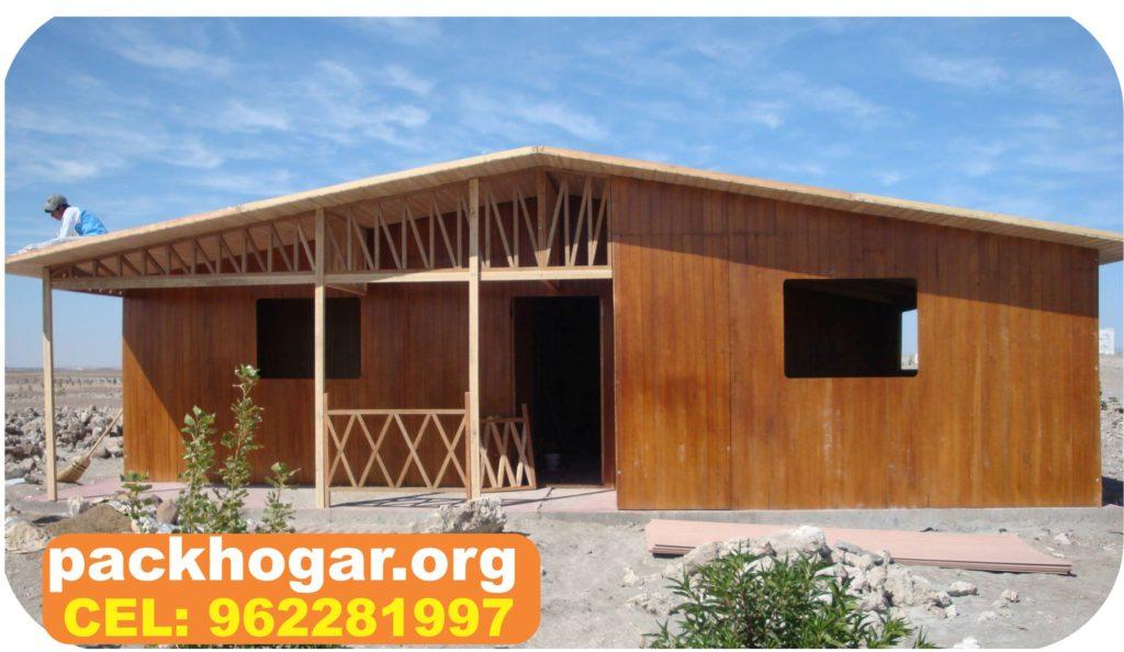 casas prefabricadas de madera a precios chihuan