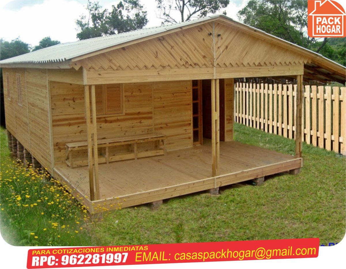 Como elegir una casa prefabricada de madera