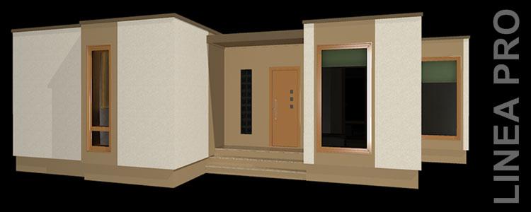 casa prefabricada 96m2 plano
