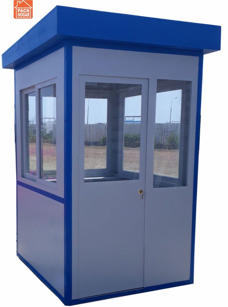 Caseta seguridad y vigilancia para ser usados en: Cochera, hotel, casa, parkig, embajadas, garita policial, serenazgo, estacion de monitoreo, cabina de vigilancia, caseta de informes, cabina tikets, kiosco/ estación de peaje