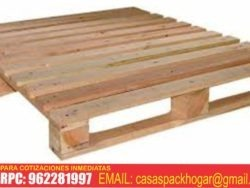 PALLETS PARIHUELA