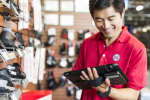 HP mobile systems for retail