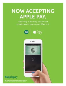 Apple Pay Whole Foods mobile payments