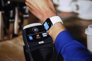 Apple Pay with Apple Watch