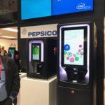Pepsi self healing vending machine