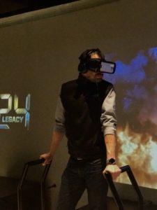 virtual reality at samsung 837