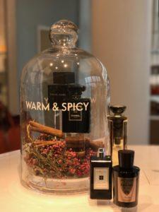 Neiman Marcus Fort Worth fragrance area