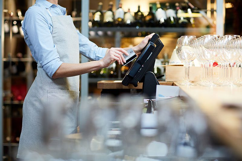 POS restaurant technology payment