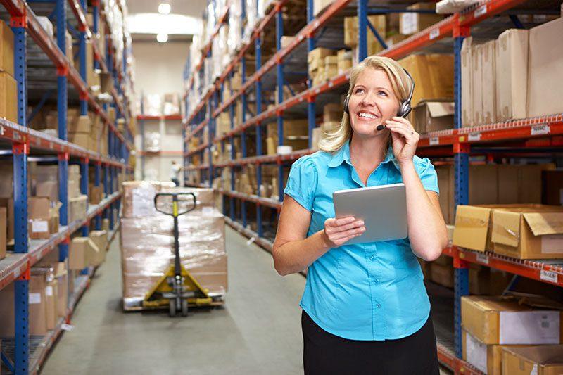 Technology warehousing asset management
