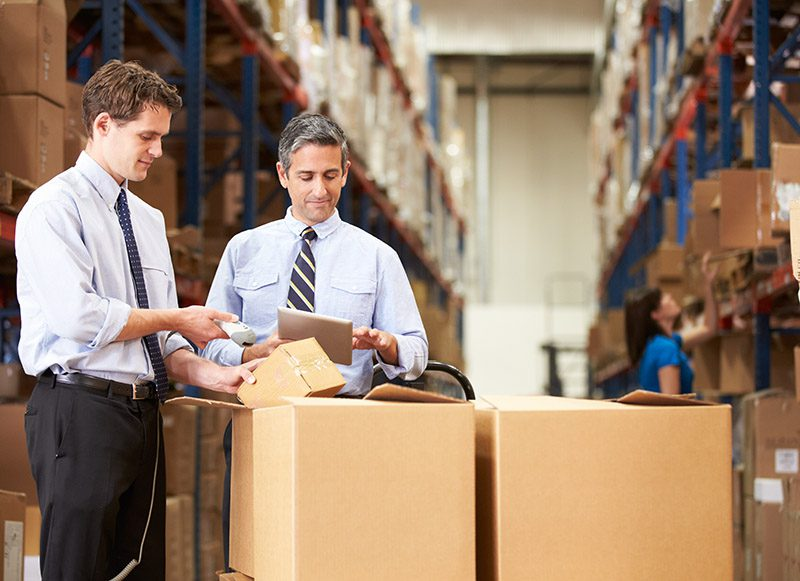 Warehousing assets integrations