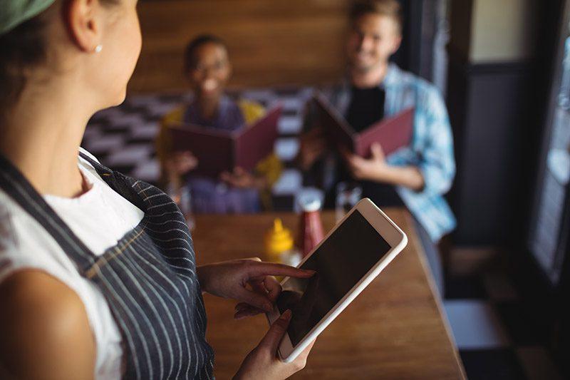 restaurant mobile order
