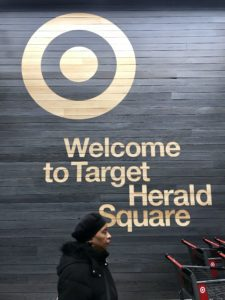 target herald square nyc