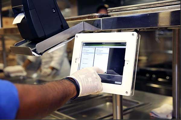 Epson Kitchen Display System