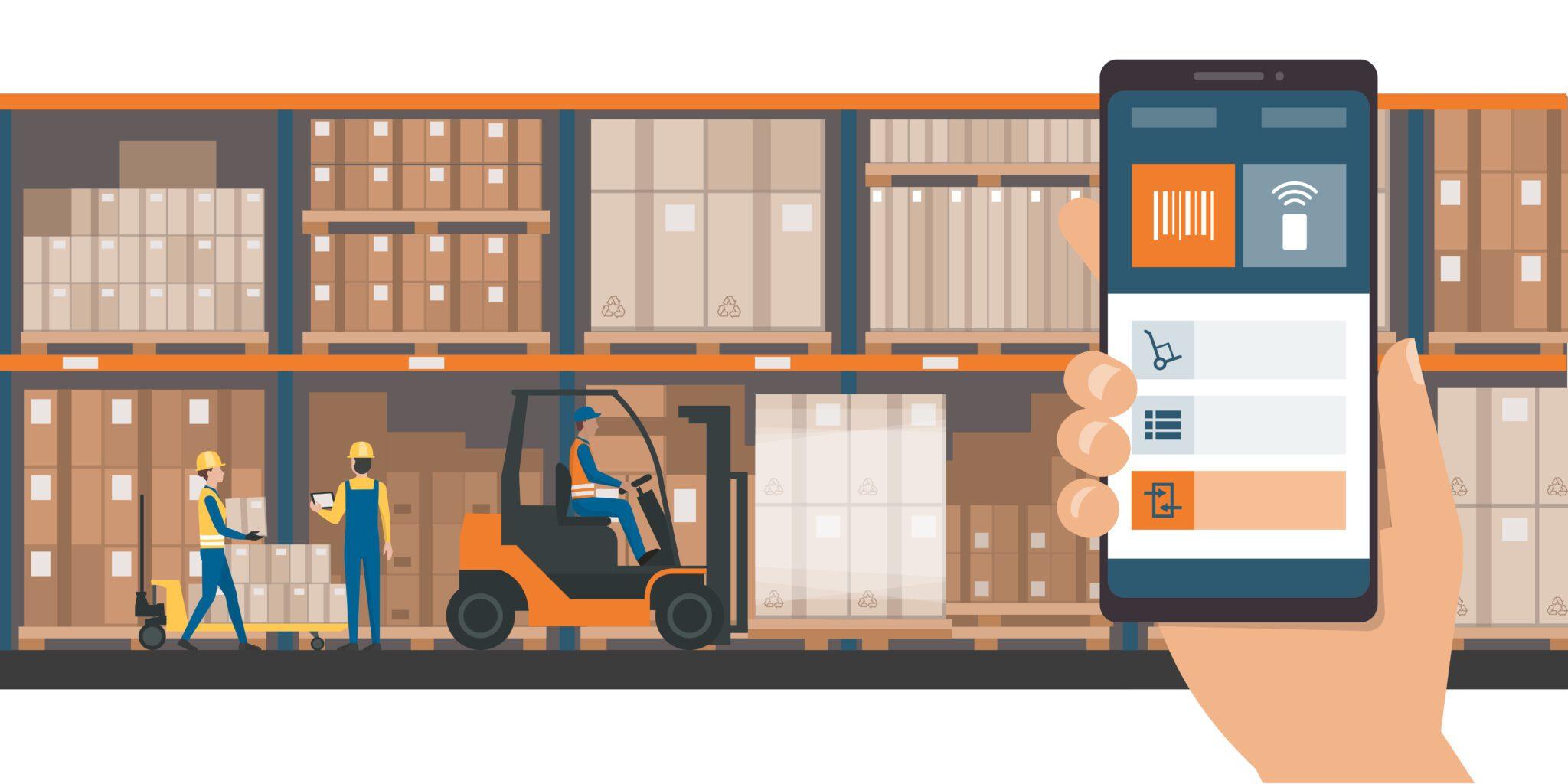 warehouse technology