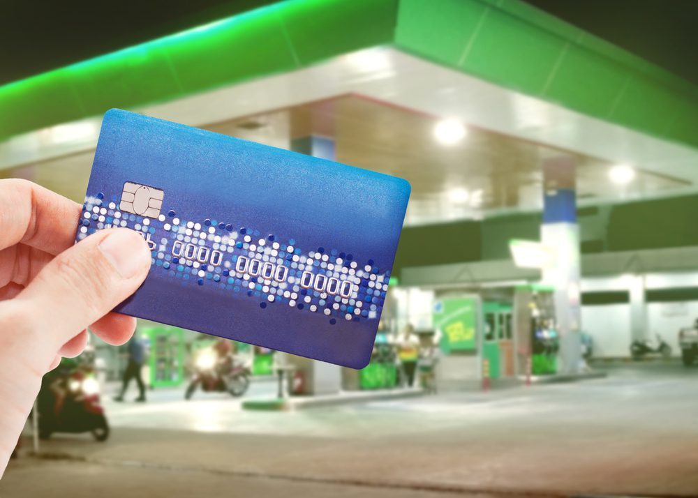 emv at gas stations