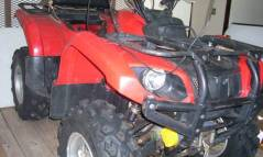 ATV Grizzly 660 4×4