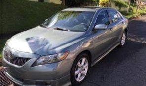 2007 TOYOTA Camry SE Sport V6, Toyota – Camry Año 2007, $8,995 , Cash..Firme No Cambio !