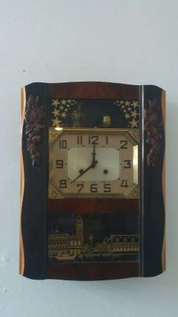 Antique wall watch