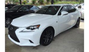 2015 Lexus IS250F, Lexus – Lexus IS Año 2015, $39,995 , Acabado de LLegar !