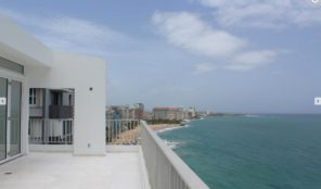 Condado Beachfront PH completely remodeled