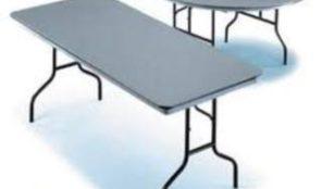 Alquiler de mesas