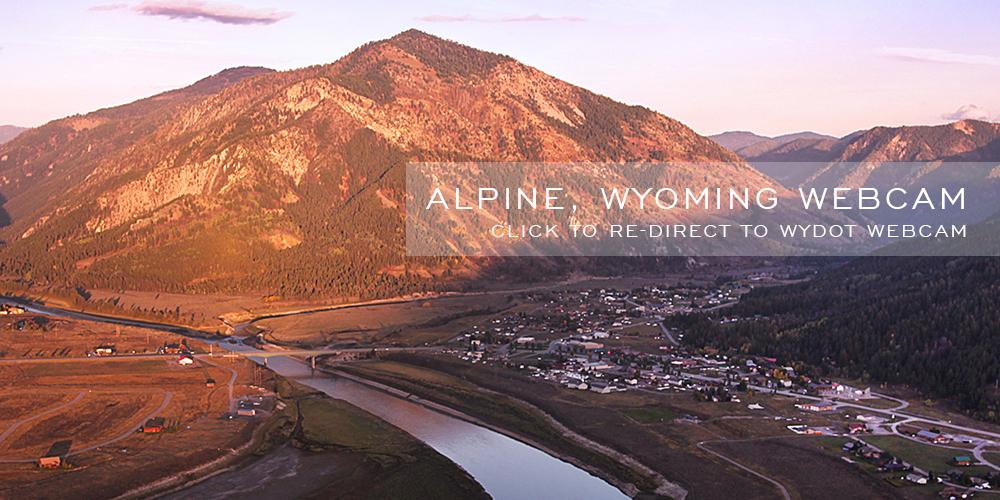 ALPINE WYOMING WEBCAM