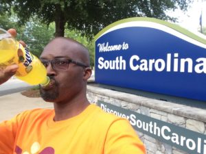 South Carolina #selfie