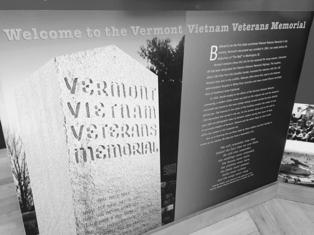 Vermont Veterans Memorial