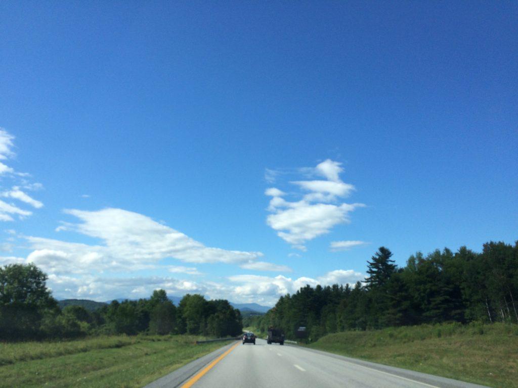 Vermont freeway