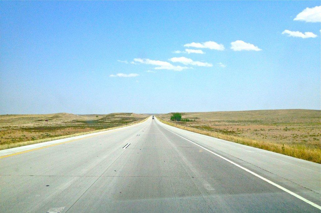 Flat Road