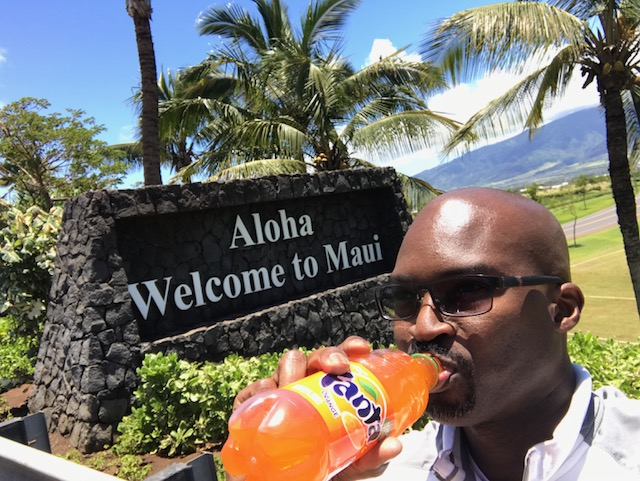 Welcome to Maui