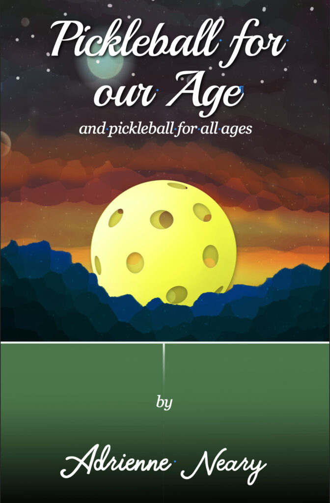 Pickleball of our Age cover