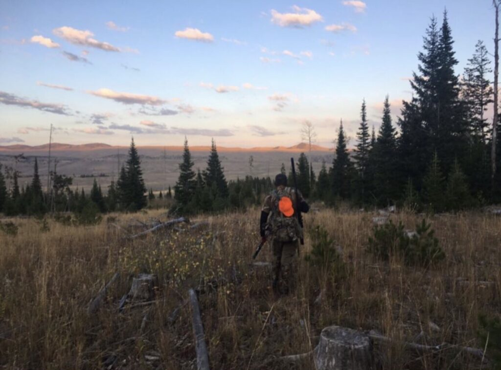 Cody McFarland Elk Hunting