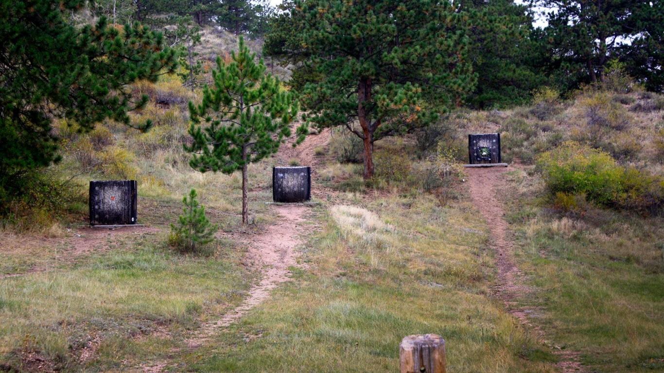 Curt_Gowdy_Archery_Targets