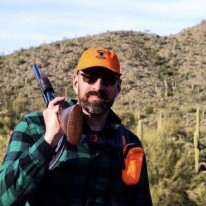 Edgar Castillo Author and Hunter
