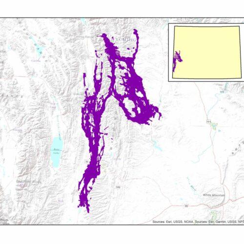 Wyoming Range Corridor