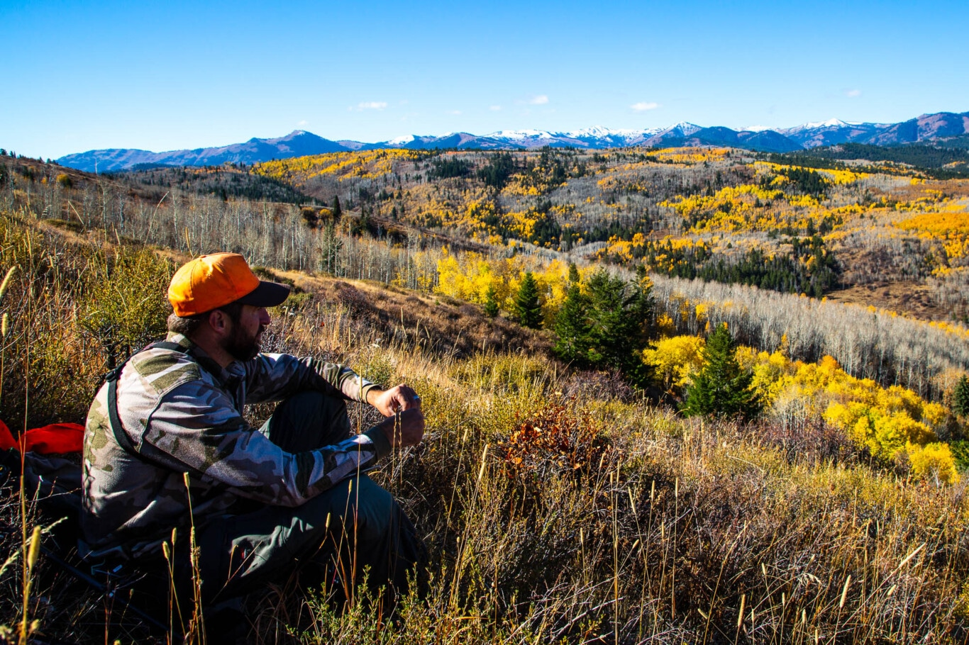 Munger Mountain Hunting @joshmettenphoto