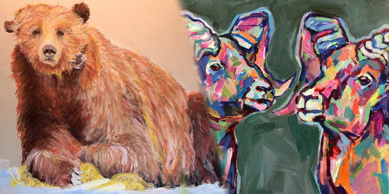 Buy Art for Wildlife Crossings