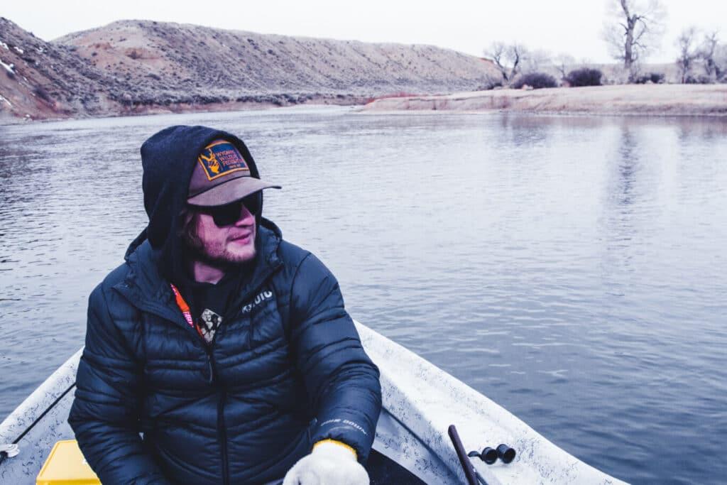 Kolton Gregory Fishing Green River