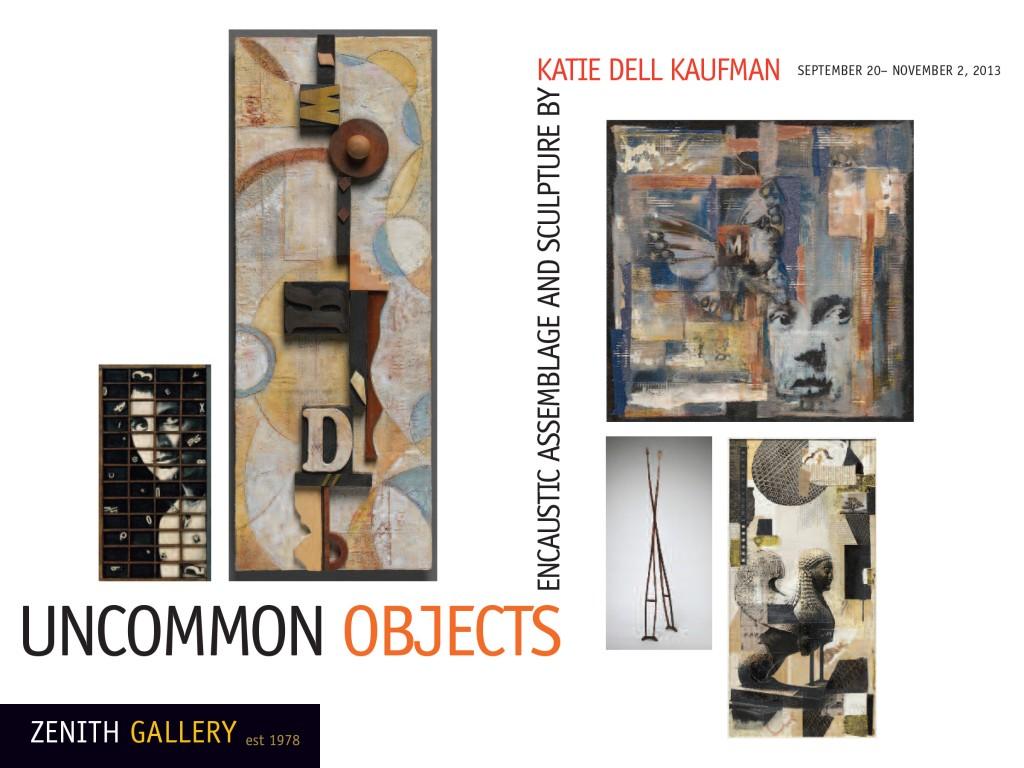 Uncommon Objects Invitation