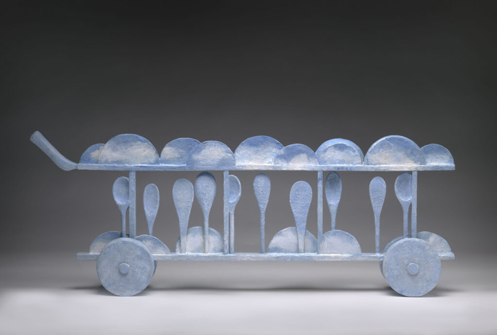 Cloud Spirit Cart